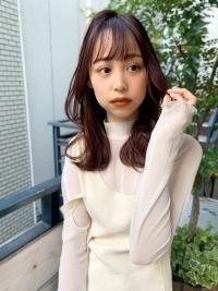 韓国人風エギョモリ外ハネくびれウェーブy178