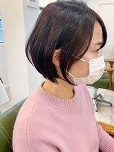 【山田】お客様スタイル☆ばっさりカットショートヘア|Maria by afloatのヘアスタイル