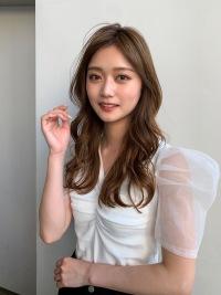 韓国風くびれレイヤーカット ヨシンモリ