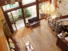 MASHU 北堀江店  | マッシュ キタホリエ 【北堀江の一見カフェのような癒し系美容室】 のイメージ