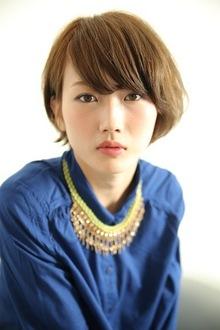 ナチュラルボブ MASHU 北堀江店のヘアスタイル