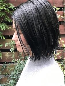 ブルージュボブ|MASHU 北堀江店のヘアスタイル