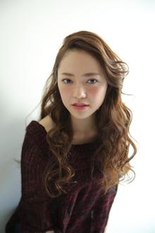 カジュアルグラマラス|MASHU 北堀江店のヘアスタイル