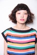 レトロボブ|MASHU 北堀江店のヘアスタイル