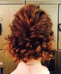 結婚式にオススメなヘアアレンジ