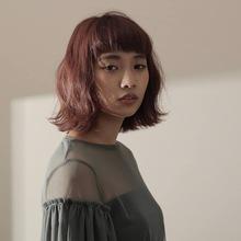 フェアリーボブ|MASHU 北堀江店のヘアスタイル