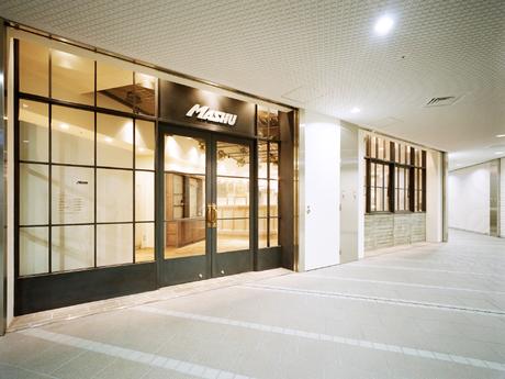 MASHU あべのnini店