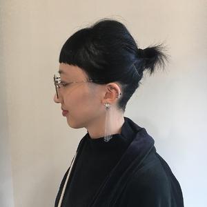 攻めショートボブ|MASHU あべのnini店のヘアスタイル
