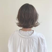 ボブ|MASHU あべのnini店のヘアスタイル