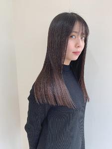 美髪|MASHU あべのnini店のヘアスタイル