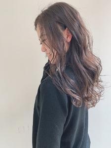 ブランシーベージュ|MASHU あべのnini店のヘアスタイル