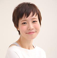 ベリーショート  MASHU あべのnini店のヘアスタイル