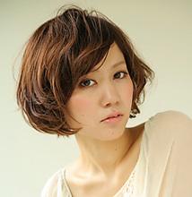 ナチュラルモード |MASHU あべのnini店のヘアスタイル