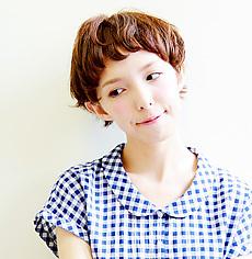 マニッシュショート MASHU あべのnini店のヘアスタイル
