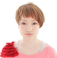 キャンディショート MASHU あべのnini店のヘアスタイル