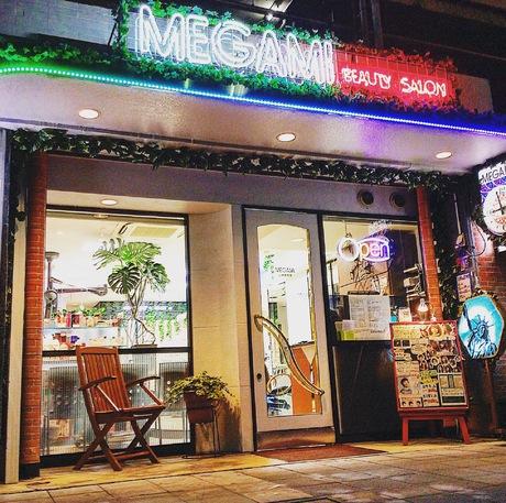 MEGAMI 美容室 西淀川区 塚本店