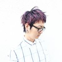ショートスタイルのデザイングラデーションカラー☆