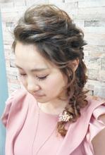 編みおろしセット☆|MEGAMI BeautyShop 西淀川区 塚本店のヘアスタイル