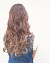 ラベンダーグレージュ|MEGAMI BeautyShop 西淀川区 塚本店のヘアスタイル