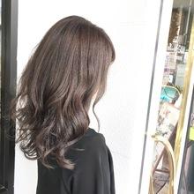 throwの新色smokeが綺麗すぎる♪♪♪|MEGAMI BeautyShop 西淀川区 塚本店のヘアスタイル