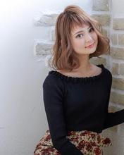 撮影データ^_^|MEGAMI 美容室 西淀川区 塚本店のヘアスタイル