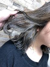 王道グレー系カラー^_^|MEGAMI 美容室 西淀川区 塚本店のヘアスタイル