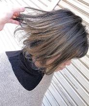 ショートでもグラデーションスタイルが可愛い^_^|MEGAMI BeautyShop 西淀川区 塚本店のヘアスタイル