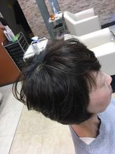 ノンブロースタイリング|MEGAMI 美容室 西淀川区 塚本店のヘアスタイル