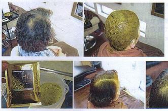 ジアミン0%のトリートメントカラー、時間は少しかかりますがロハス的なトリートメントカラー、カラーの薬害を気になる方、予約をお待ちしています。|天然へナ&髪質改善・アレルギー・自然派ミッシェル★ウエストのヘアスタイル