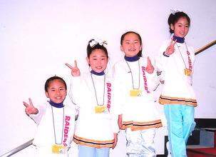 キッズレイダース 西日本大会|天然へナ&髪質改善・アレルギー・自然派ミッシェル★ウエストのキッズヘアスタイル
