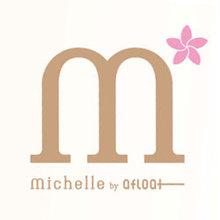 Michelle by afloat  | ミッシェル バイ アフロート 【最強のモテ髪プロデュースサロン】 のロゴ