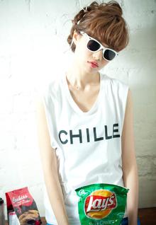 アレンジはgirlsの特権です☆|MINX 青山店のヘアスタイル