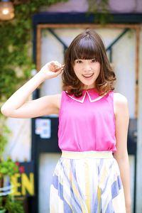 【MINX】大人ミューズ 梨花さん風大人のカジュアルヘア