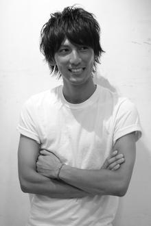 【MINXメンズヘア】2014NEWレイヤーショートウルフ MINX 青山店のヘアスタイル
