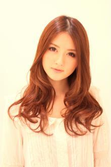 髪質改善のデジタルカール|MINX 青山店のヘアスタイル
