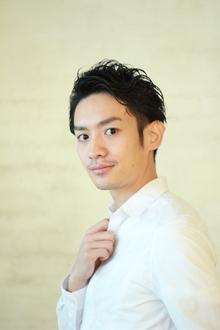 【MINXメンズヘア】シャツに似合うワイルドショート! MINX 青山店のヘアスタイル