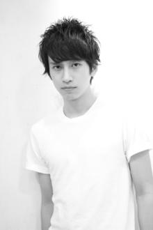 【MINXメンズヘア】松坂桃李風 ナチュラルレイヤー MINX 青山店のヘアスタイル