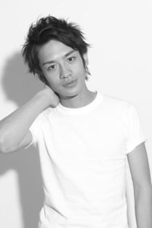 【MINXメンズヘア】金子ノブアキ風 スマートルードショート MINX 青山店のヘアスタイル