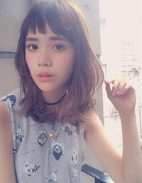 最旬☆重軽セミディ mini NYLON ELLE 風