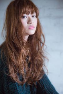 大人ニュアンスグロッシーヘア|MINX 青山店のヘアスタイル