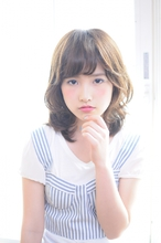 大人ロマンティックカール|MINX 青山店 大田 朋美のヘアスタイル