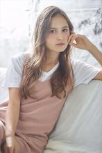 イルミナカラーで外国人風ゆるロング|MINX 青山店 大田 朋美のヘアスタイル