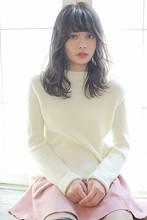 黒髪ガーリーロング|MINX 青山店 大田 朋美のヘアスタイル