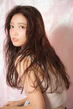 baby long|MINX 青山店のヘアスタイル