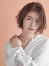 愛されニュアンスボブ|MINX 青山店のヘアスタイル