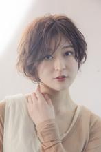 ショート×パーマおすすめ|MINX 青山店のヘアスタイル