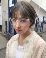 おしゃれマッシュショート|MINX 青山店 和田 流星のヘアスタイル