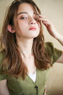 ニュアンスウェーブ|MINX 青山店のヘアスタイル