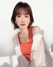 ひし形シルエット 外ハネボブ|MINX 青山店のヘアスタイル