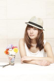脱 重ため!! 夏はレイヤーでハネ感を楽しんで|MINX 青山店のヘアスタイル